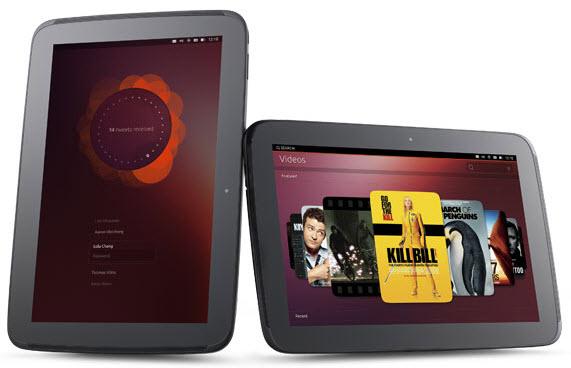 La prueba de Ubuntu… Touch