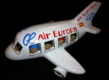 Aviones, móviles y tablets y otros aparatos del montón