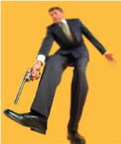 Tiro al pie de HP: Prohibir a los clientes sin contrato acceder a actualizaciones
