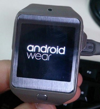Android Wear en Samsung Gear 2