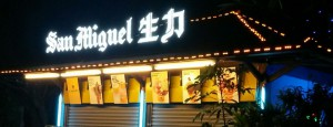 San Miguel en Taiwan